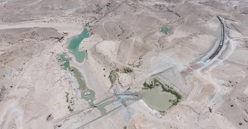 فعالیت مجدد بزرگترین پروژه تامین آب شهرستان دشتی در استان بوشهر